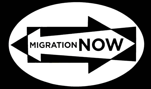 Migration Now! Artist Talk at Pequot Library