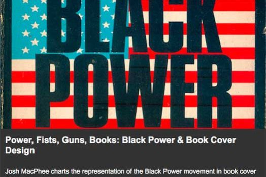 "238: ""Power, Fists, Guns, Books: Black Power & Book Cover Design"""