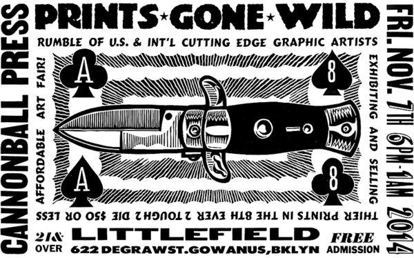 Prints Gone Wild!