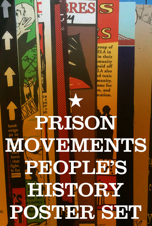 Prison Movements Poster Pack