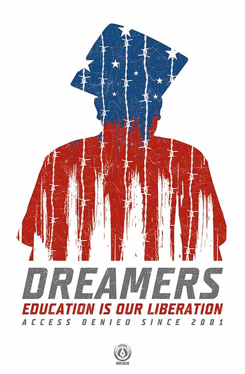 Dreamers: Education is our Liberation