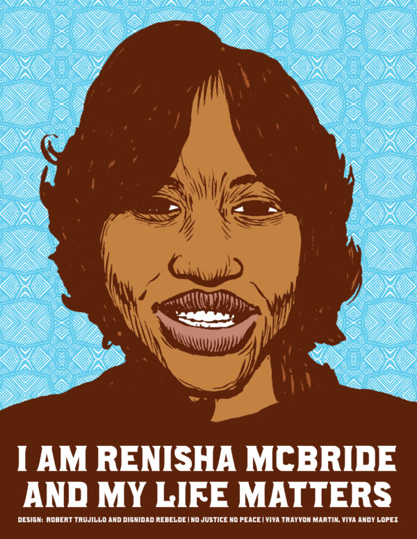 I am Renisha McBride and My Life Matters