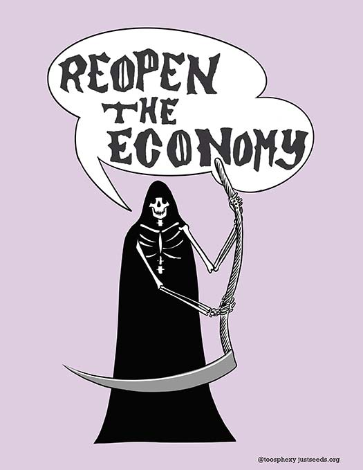 Reopen the Economy