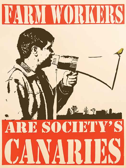 Farm Workers Are Society's Canaries