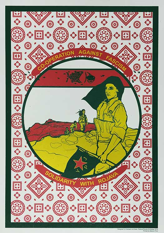 Solidarity with Rojava