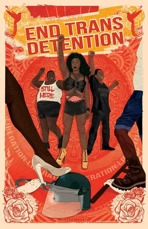 End Trans Detention
