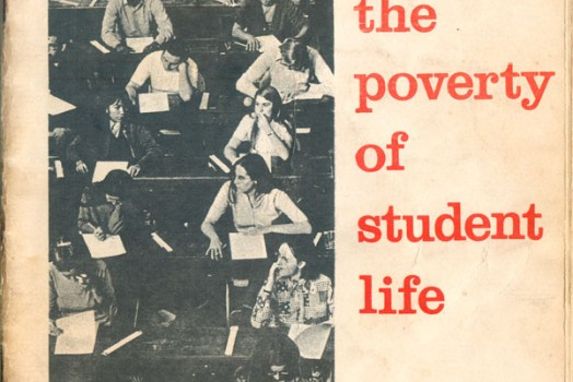 152: <em>On The Poverty of Student Life</em>