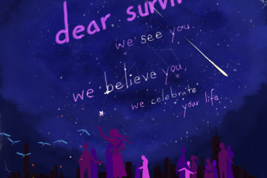 Believe Survivors: Flood the internet with love letters for survivors