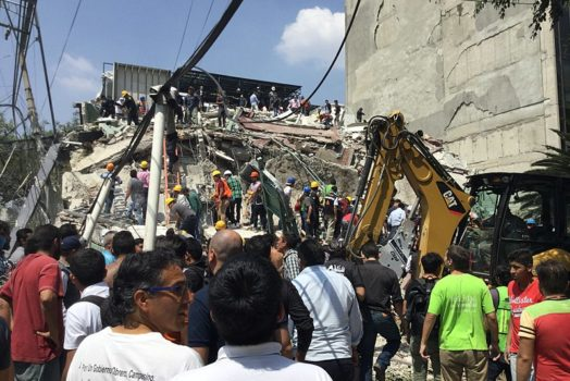 Six months on: The September 19, 2017, Earthquake in Mexico City, Part I (English)
