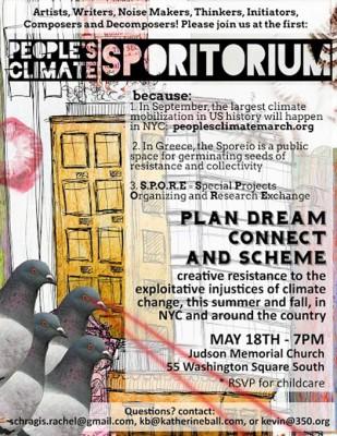 People's Climate Sporitorium