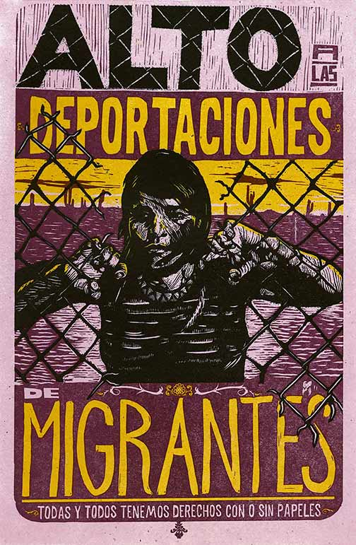 Alto A Las Deportaciones