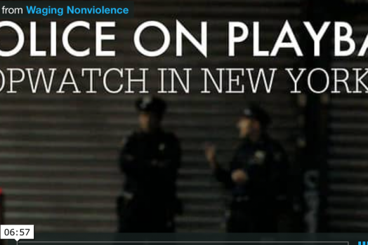 Police on Playback — Copwatch in New York City