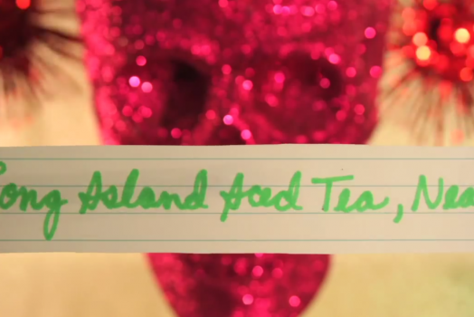 "New video from The Coup feat. Japanther- ""Long Island Iced Tea, Neat"""