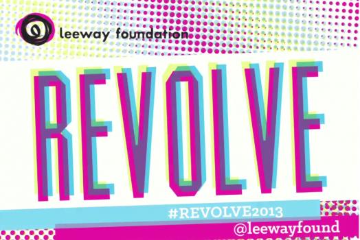 Favianna's keynote at Revolve: An Art for Social Change Symposium