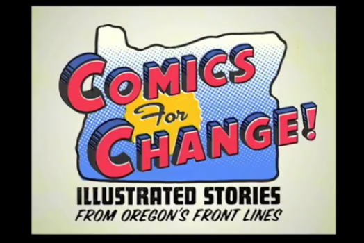 Comics for Change
