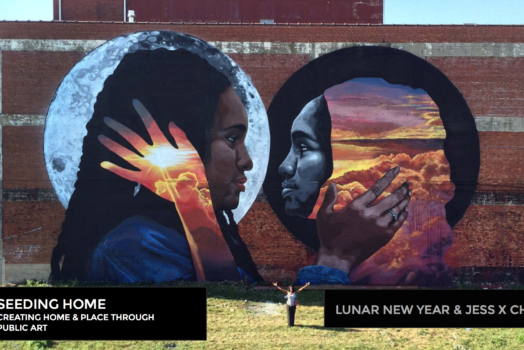 Creating Home & Place Through Public Art