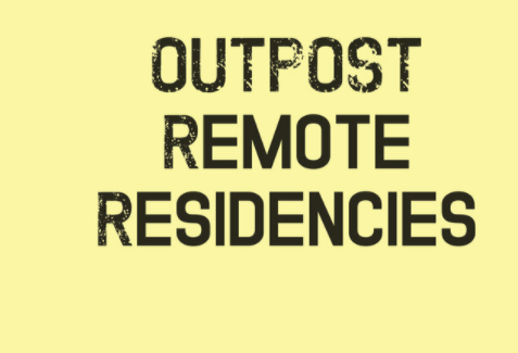 Outpost Remote Residency