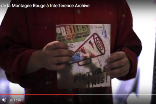 Ècole de la Montagne Rouge at Interference promo video!