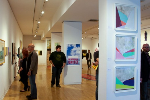 The Screenprint Biennial 2014