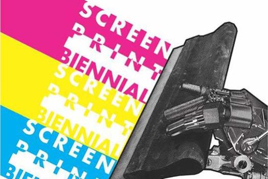 Screenprint Biennial Opens Tonight/Josh MacPhee Talk Tomorrow