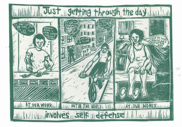 Everyday Self Defense