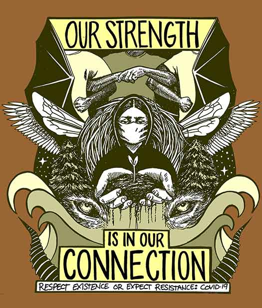 Our Strength Is In Our Connection