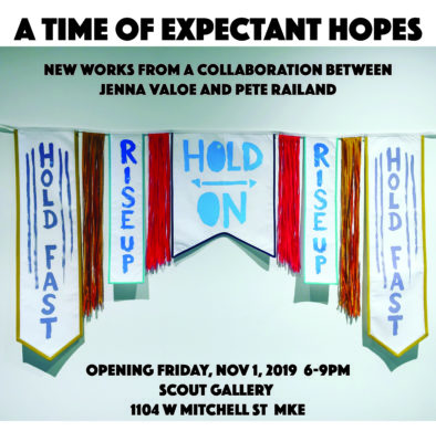 A Time of Expectant Hopes opening