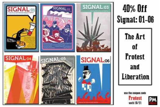 Signal Sale at PM Press