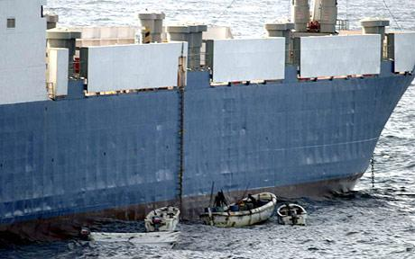 Somali Pirates Twist the Knife