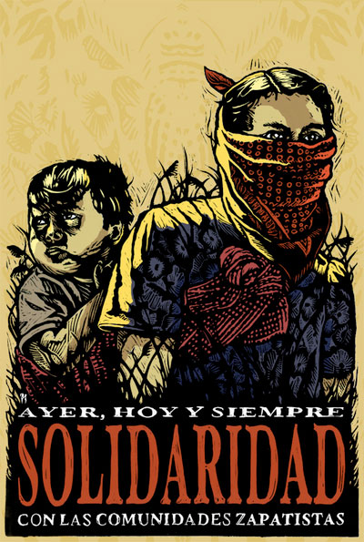 Downloadable: In Solidarity with the Zapatista Communities