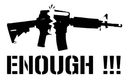Enough!