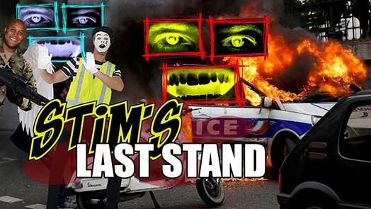 subMedia- Stim's last stand