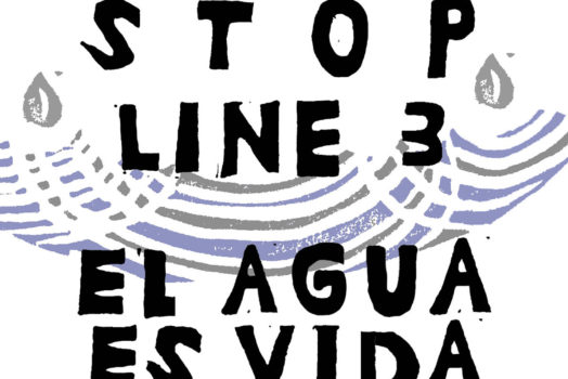 FREE THE LAND, FREE THE PEOPLE: Resist Line 3,  LNG & detention
