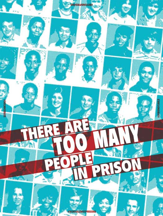 There Are Too Many People in Prison