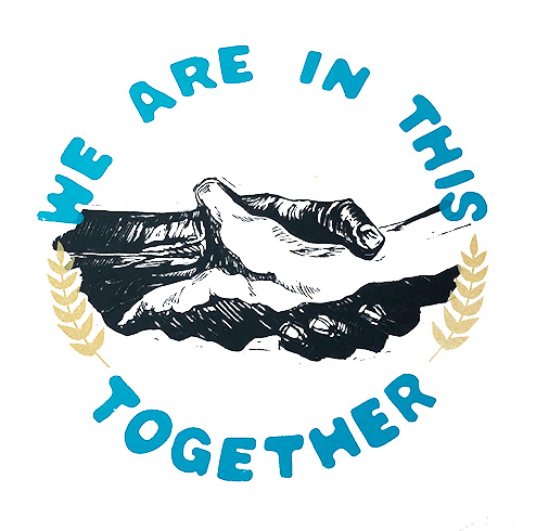 We Are In This Together (Circle)