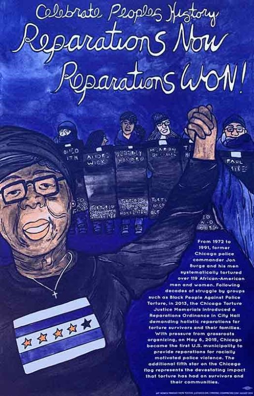 Reparations Now, Reparations Won!