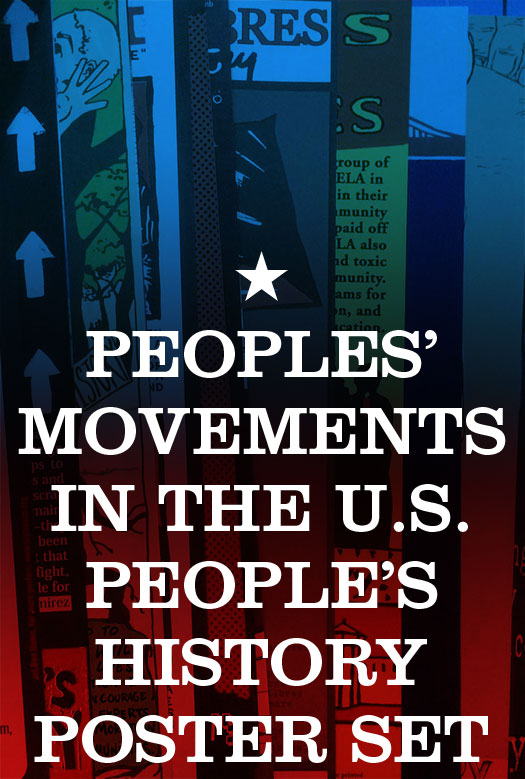 People's Movements in the US Poster Pack