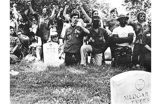 Veteran Movements: Seeking Justice & Imagining Reparations