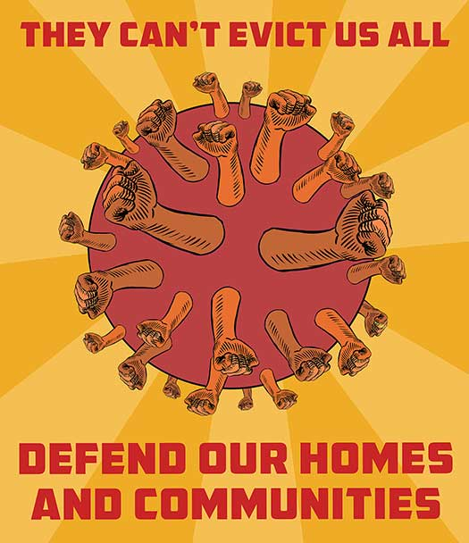 They Can't Evict Us All