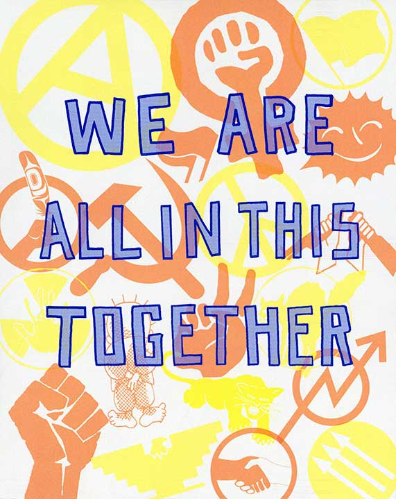 We Are All In This Together: exhibition catalog
