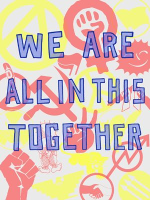 We Are All In This Together exhibition at SUNY Purchase