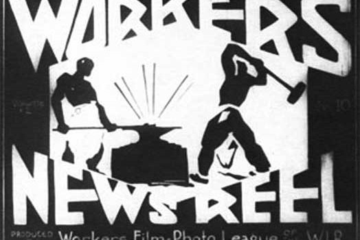 A People's Art History of the United States excerpt: Become the Media 1930