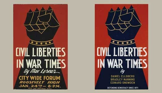 Civil Liberties In War Times
