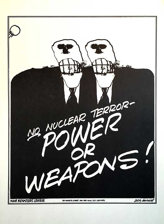No Nuclear Terror