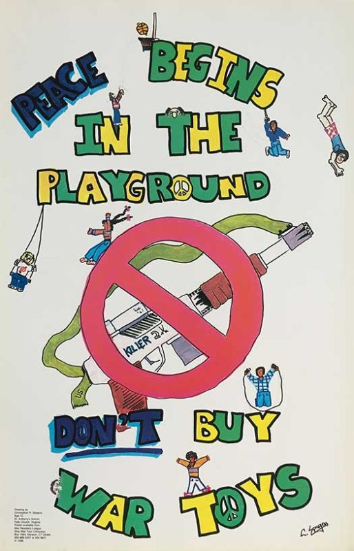 Peace Begins In the Playground