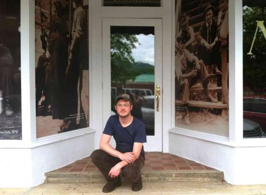 Shaun Slifer in Connecticut: Public Talk + Print Demo on #TDoV