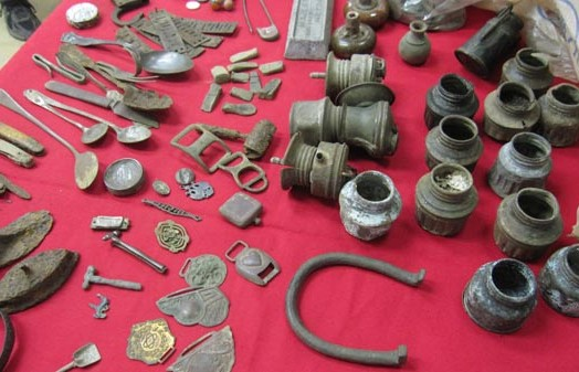 Cataloging Artifacts: West Virginia Mine Wars Museum