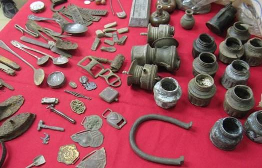 Cataloging Artifacts: West Virginia Mine Wars Museum