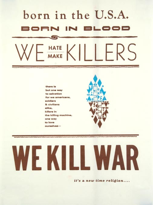We Kill War
