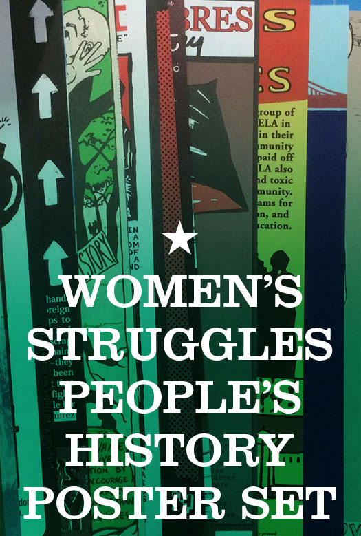 Women's Struggles Poster Pack